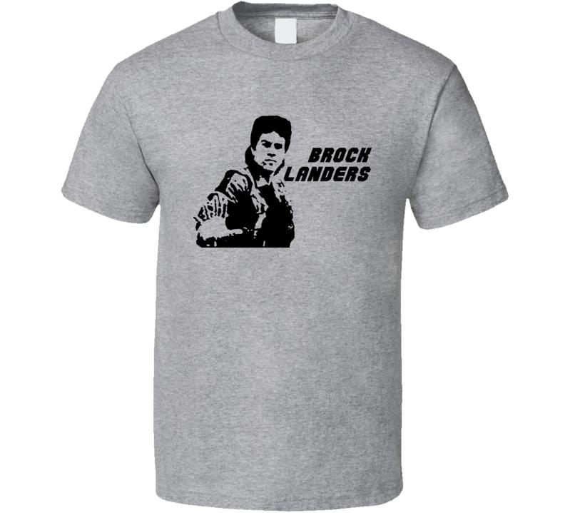 Boogie Nights Brock Landers Movie T Shirt