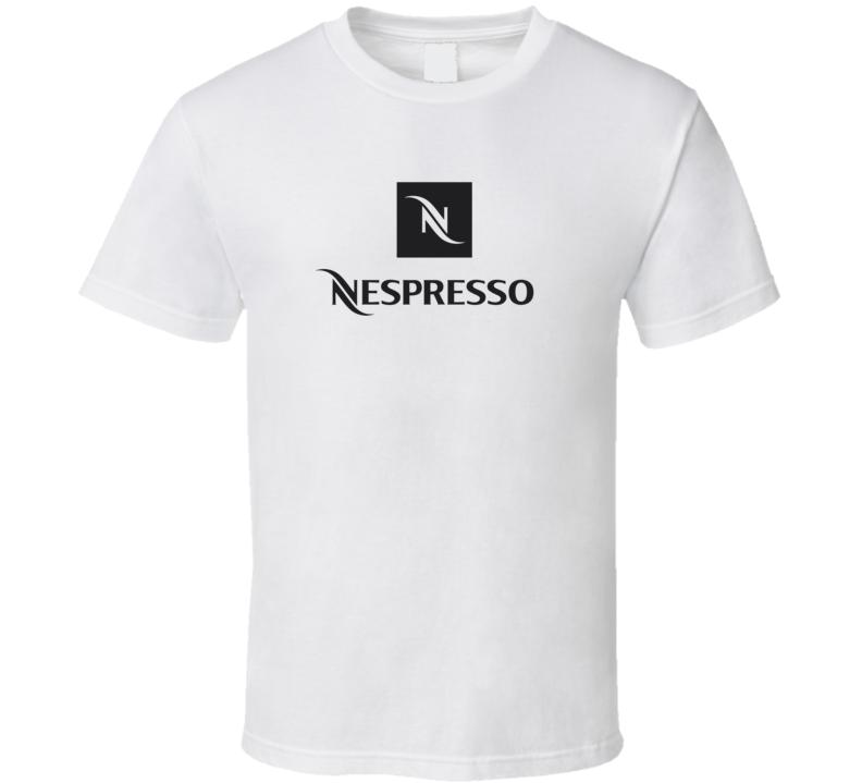 Coffee Maker Logo Java Bean T Shirt