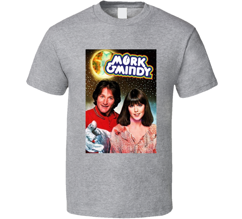 11b4c60e152 Mork And Mindy Robin Williams Tv Show Series Comedy .