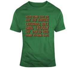 Hap Hap Happiest Christmas National Lampoons Christmas Vacation T Shirt