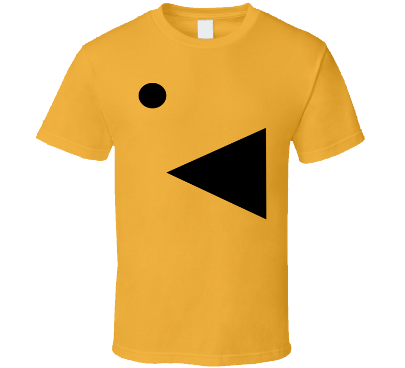 Pacman Halloween Costume T Shirt