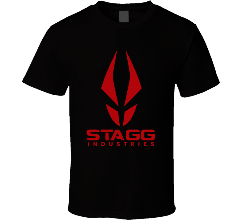 Stagg Industries Gotham Comic Book Fan T Shirt