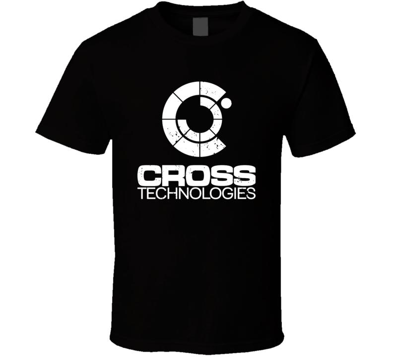 Cross Technologies Comic Book Fan T Shirt