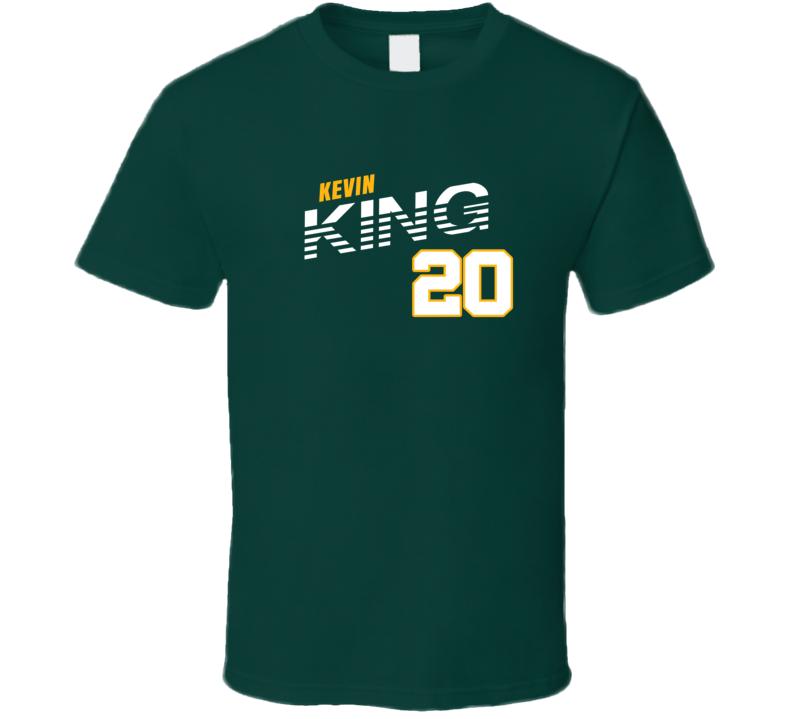 Kevin King 20 Favorite Player Green Bay Football Fan T Shirt