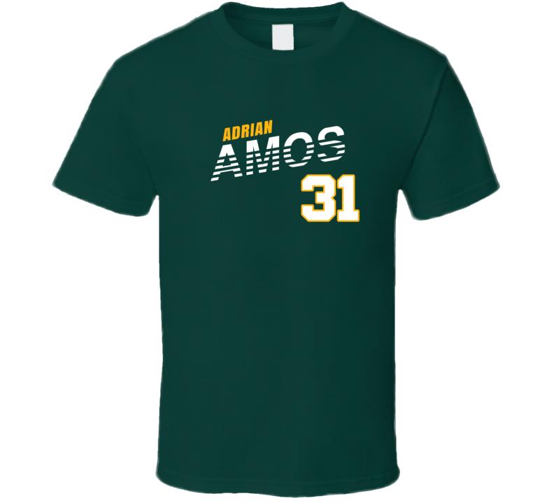 Adrian Amos 31 Favorite Player Green Bay Football Fan T Shirt