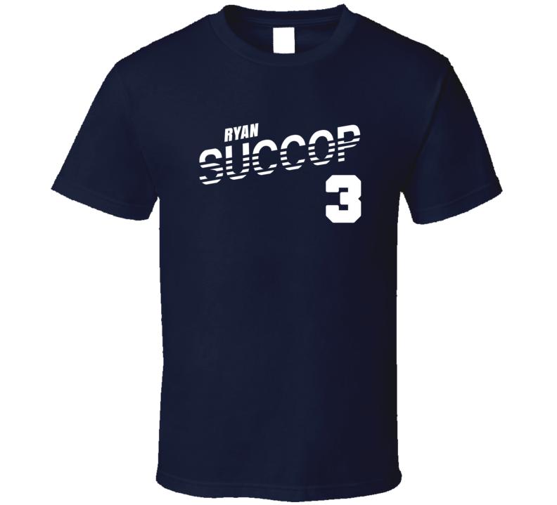 Ryan Succop 3 Favorite Player Tampa Bay Football T Shirt