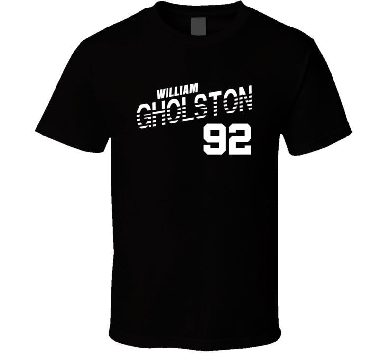 William Gholston 92 Favorite Player Tampa Football Fan T Shirt