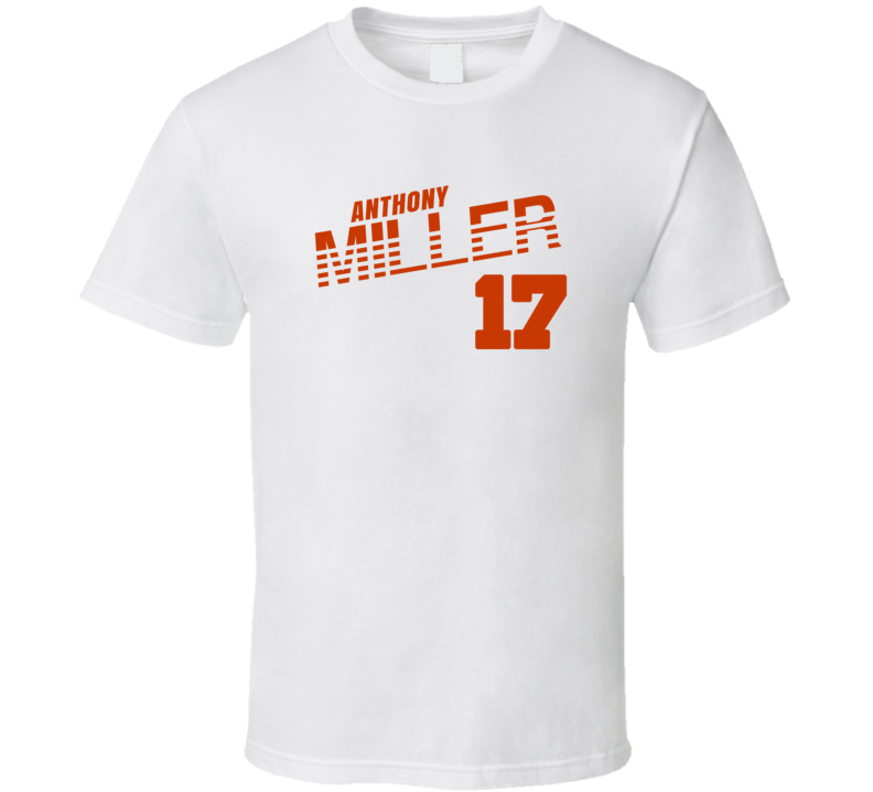 Anthony Miller 17 Favorite Player Chicago Football T Shirt