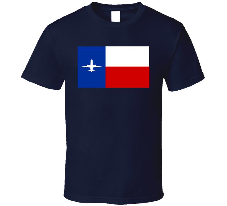 Texas Airline Flag