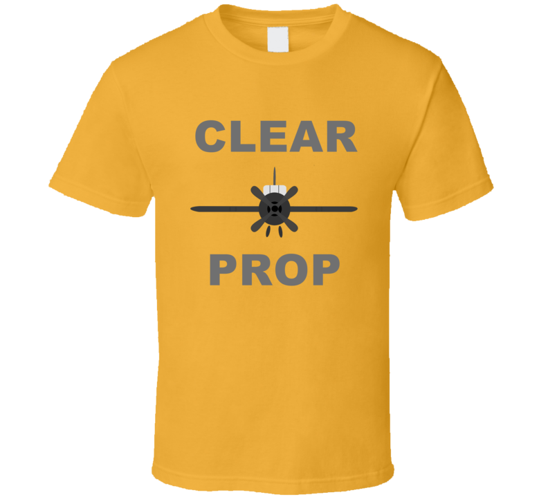 Clear Prop
