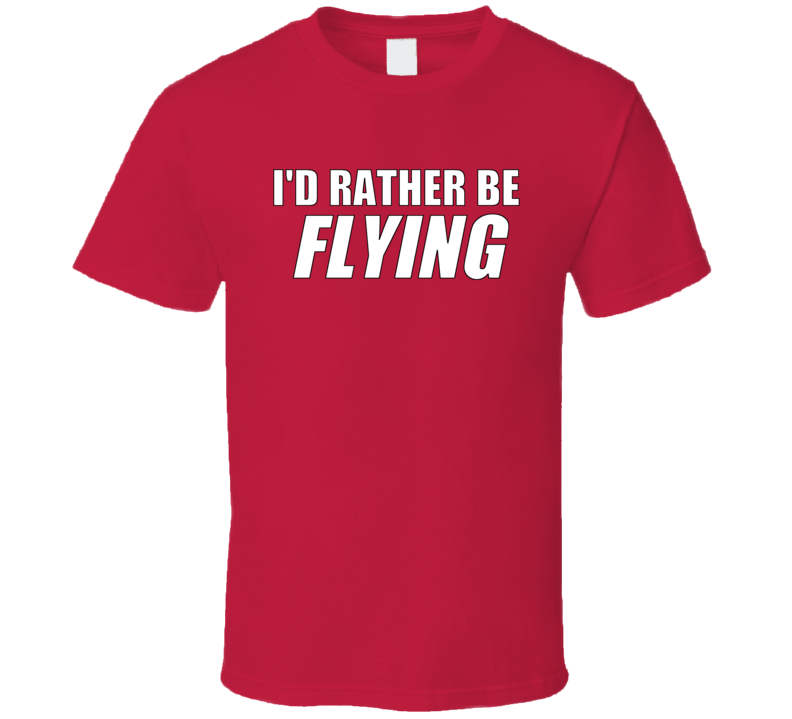 Rather Be Flying
