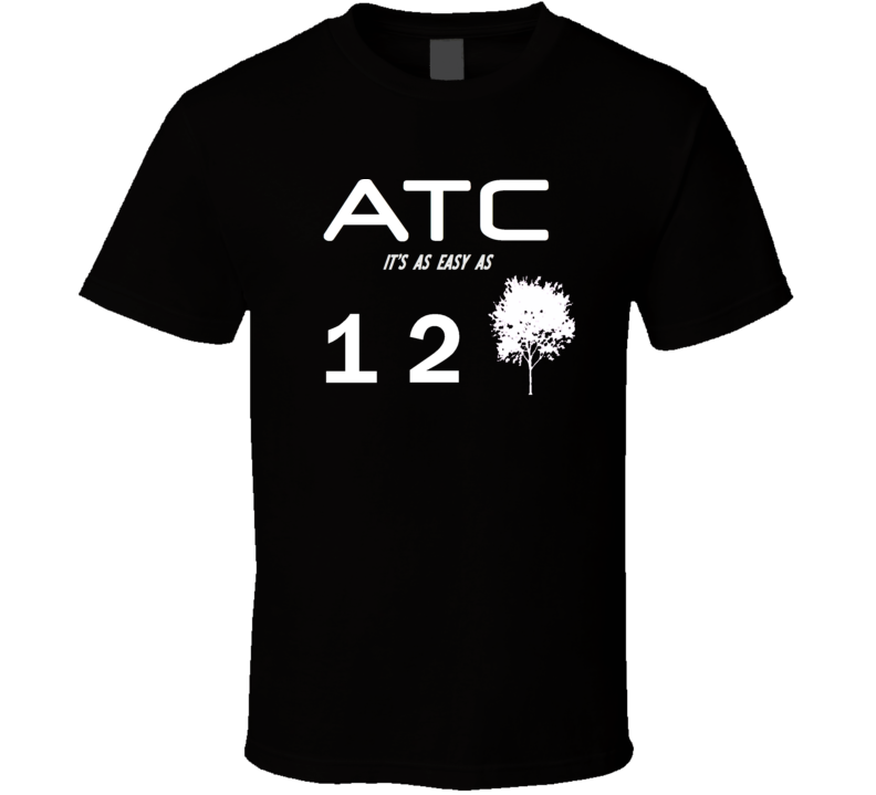 12treewhite T Shirt