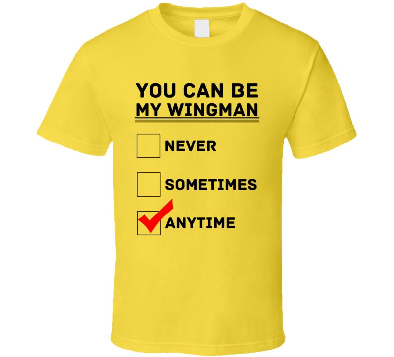 Wingman Time