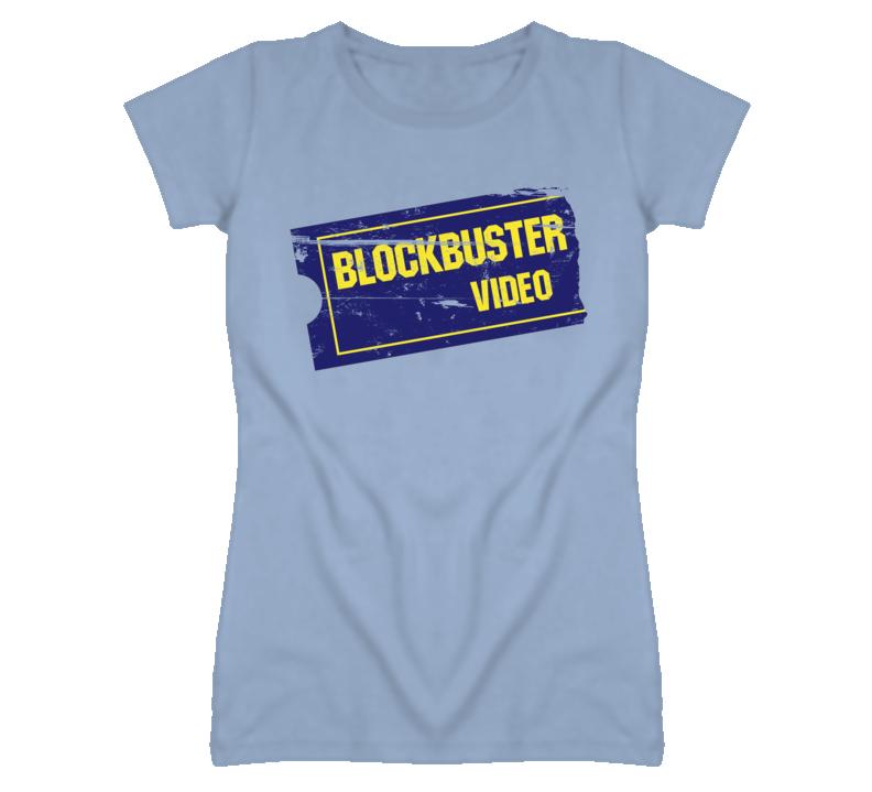Make it a Blockbuster Night 90s Retro T Shirt