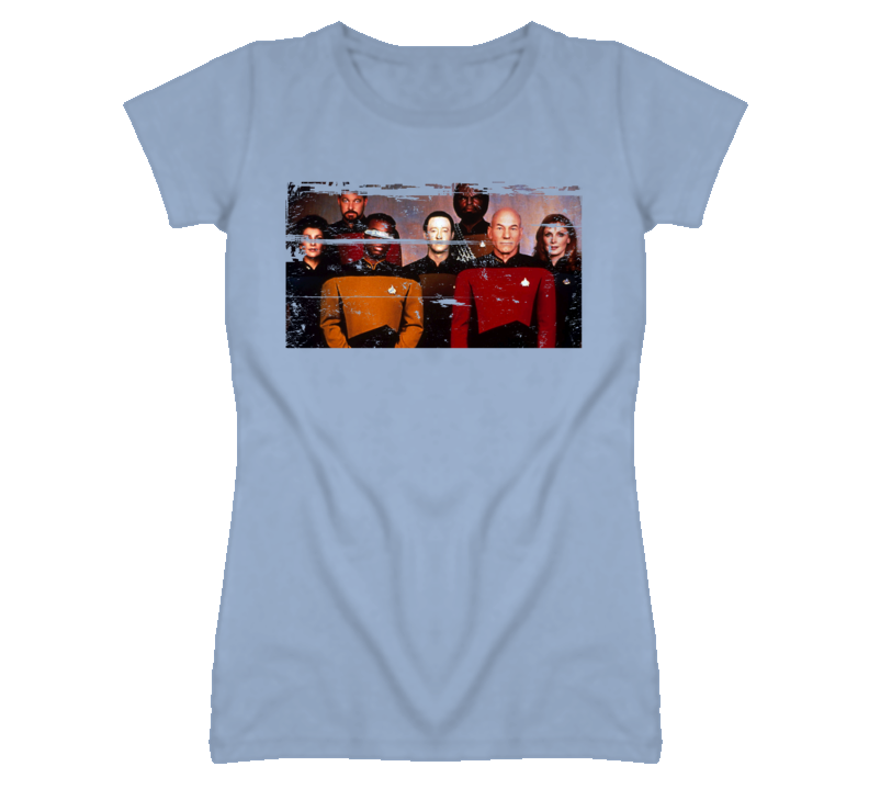 Star Trek The Next Generation 90s Throwback T Shirt