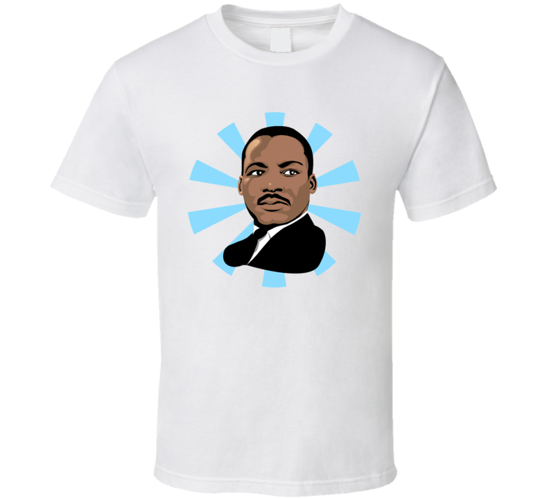 Martin Luther King MLK Day Commemorative Tshirt