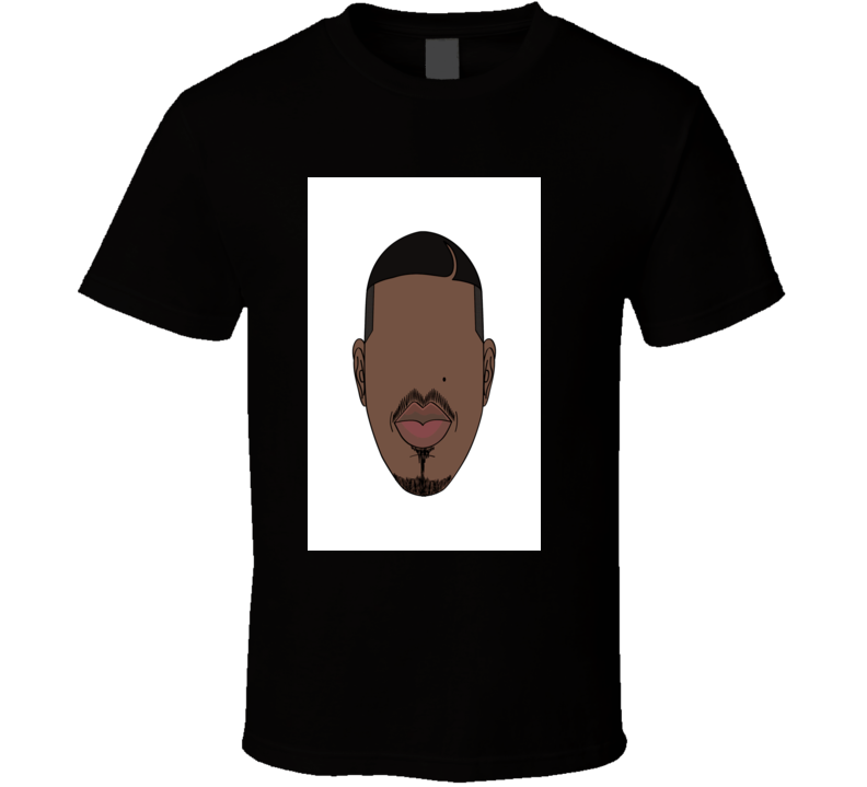 Nas Illmatic Cartoon Faceless Tshirt