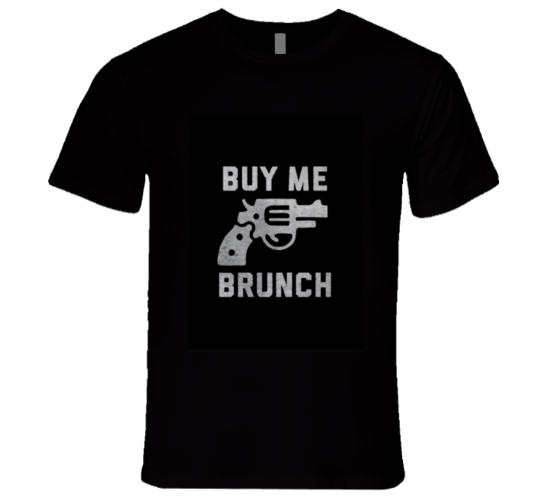 Bill Murray Buy Me Brunch Retro Classic Tshirt