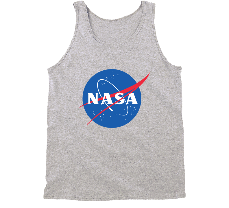 NASA Space Retro Hipster Tank Top