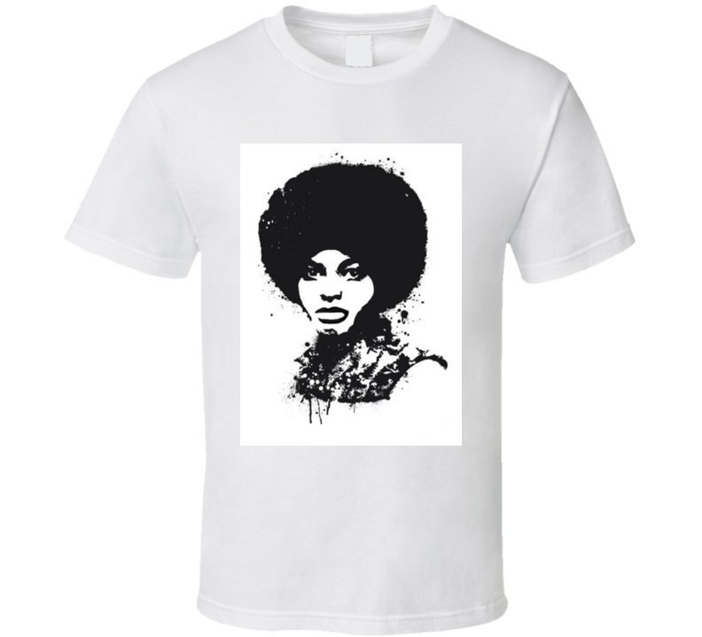Angela Davis Black Panter Tshirt