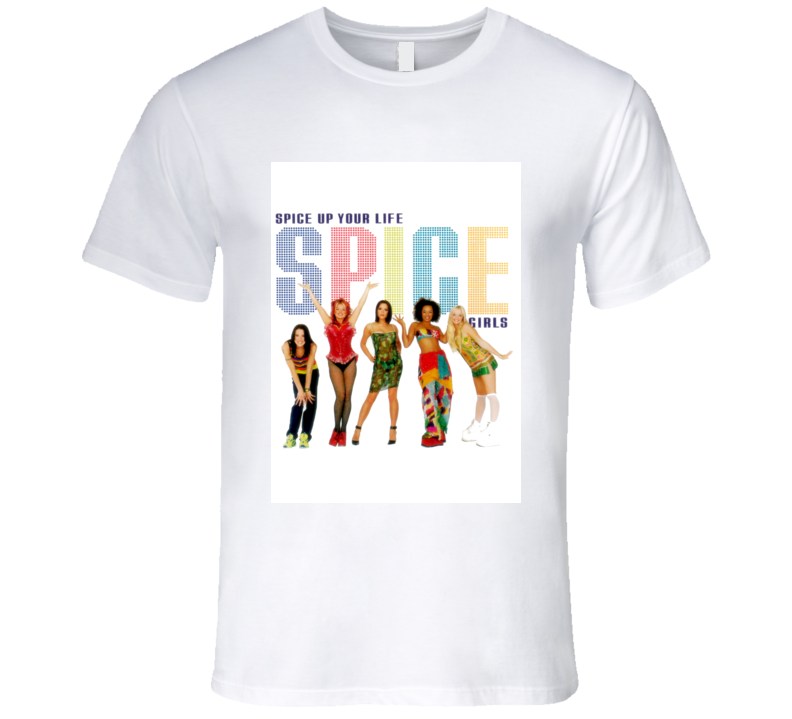 Spice Girls Retro T-shirt