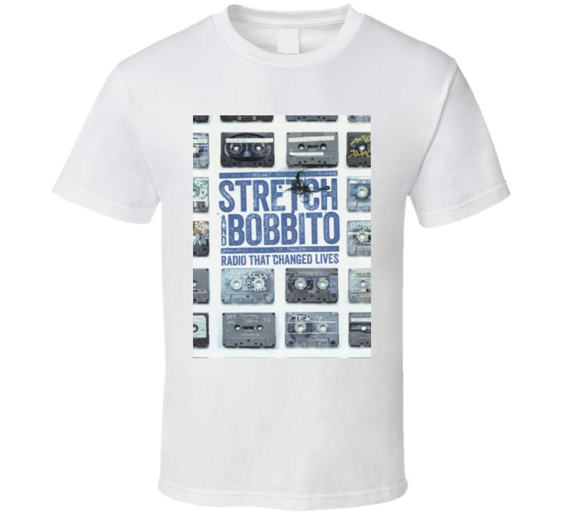 Stretch And Bobbito Retro Rap Hip Hop T-Shirt