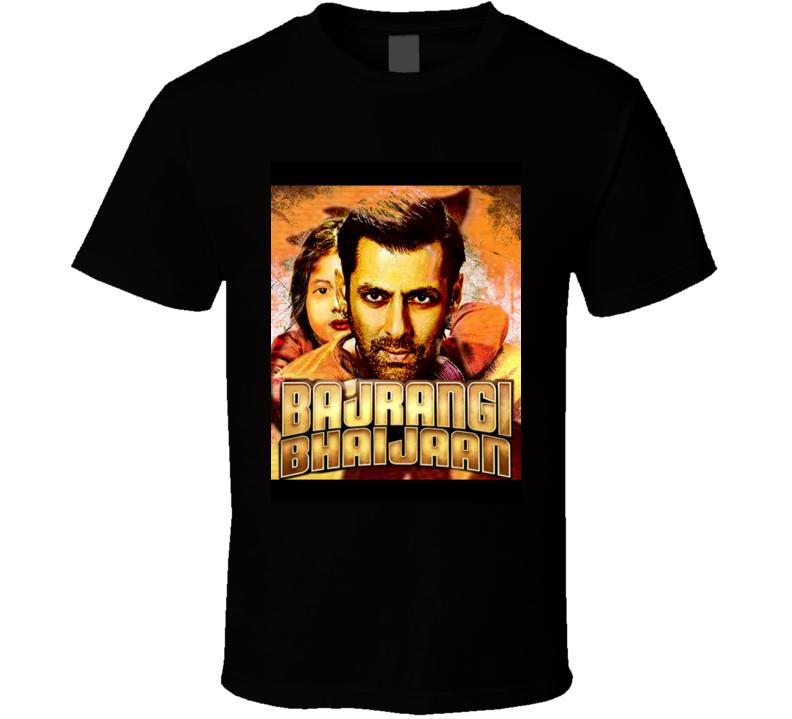 Bajrangi Bhaijaan Indian Movie Salman Khan T-Shirt