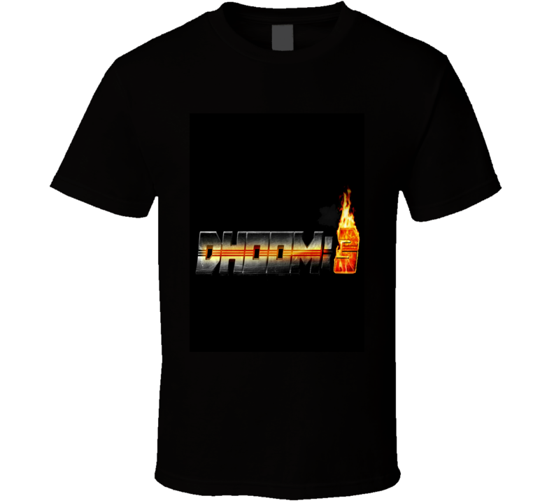 Dhoom 3 Indian Action Movie T-Shirt