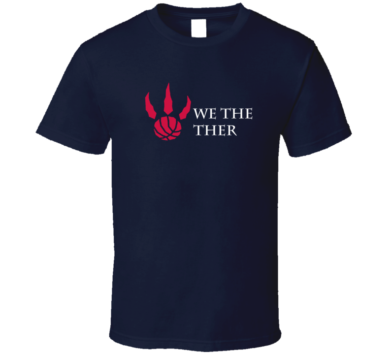 Toronto We The North We The Other Basketball T Shirt