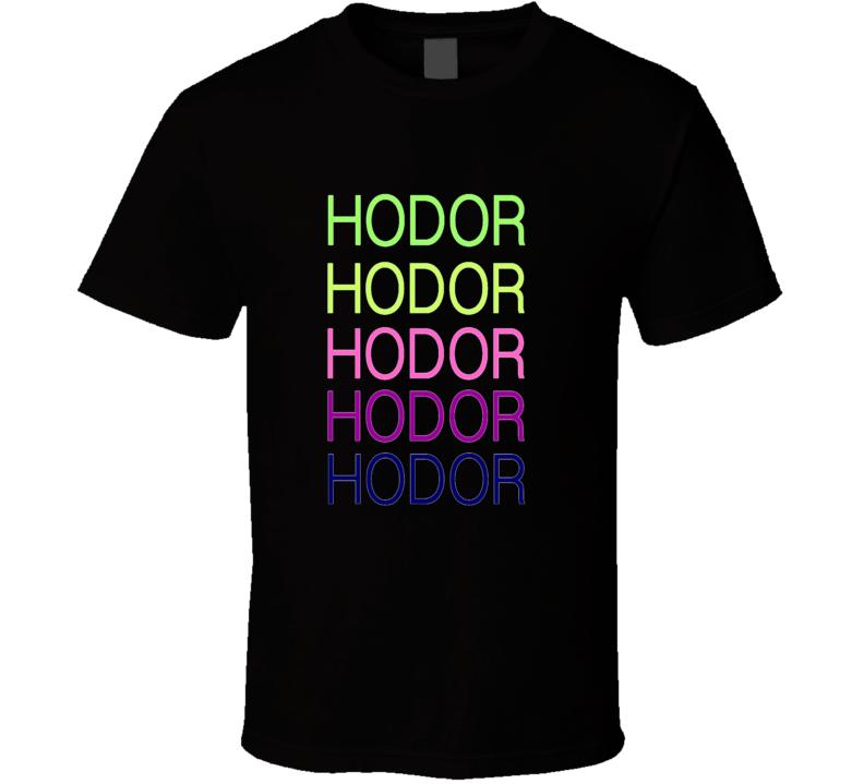 Hodor Cavs Shumpert Love Tshirt