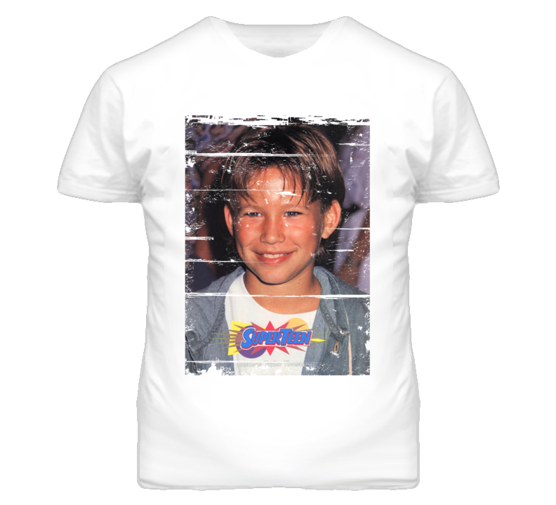 Jonathan Taylor Thomas 90s Throwback T Shirt