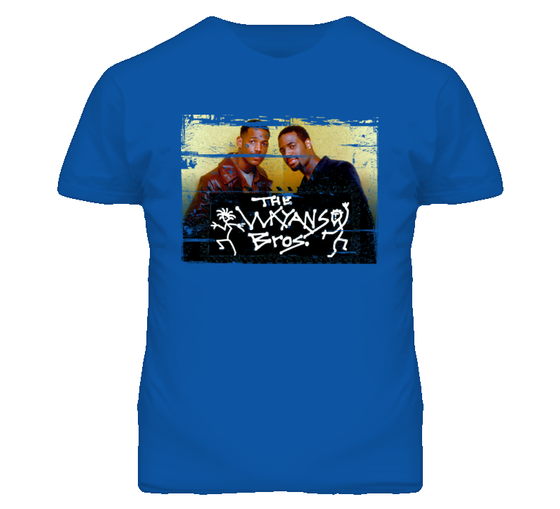 The Wayans Brothers 90s Throwback T Shirt