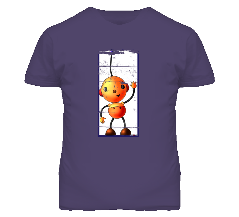 Rolie Polie Olie 90s Throwback T Shirt