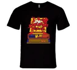 Sheldon Cooper Big Bang Theory Season 6 Kablaam T Shirt