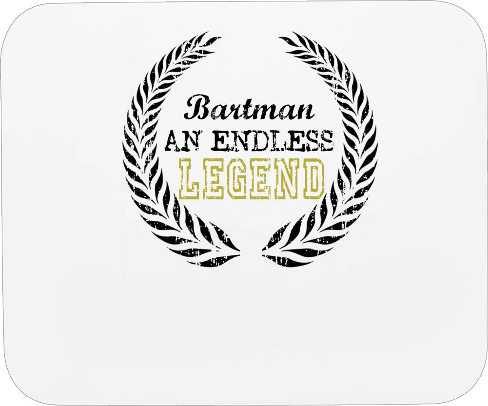 Bartman An Endless Legend Trending Last Name T Shirt
