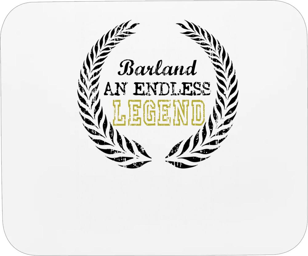 Barland An Endless Legend Trending Last Name T Shirt