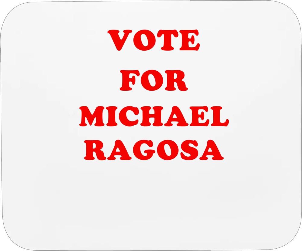 Vote For Michael Ragosa Tv Show The Night Shift Mousepad