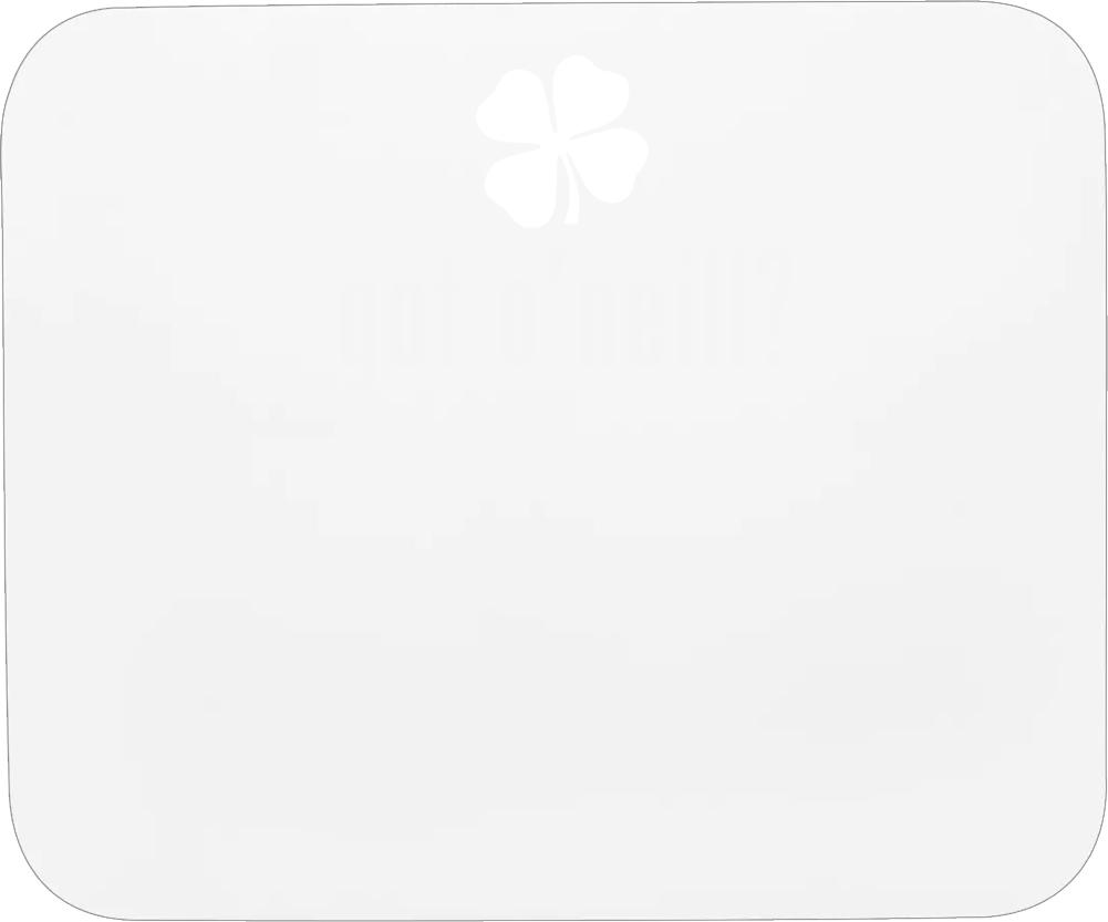 Got O Neill Clover Ireland Irish St Patricks Day Ireland Mousepad