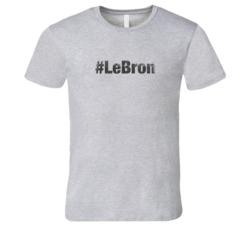 LeBron James Cleveland Cavaliers Basketball 2016 Finals T-shirt #LeBron T Shirt
