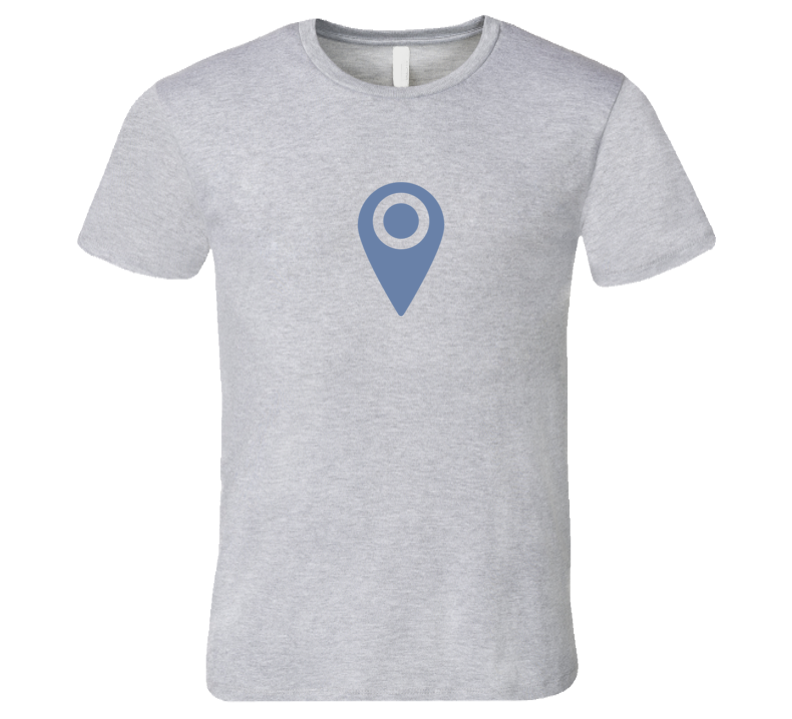 Pin My Location T-Shirt