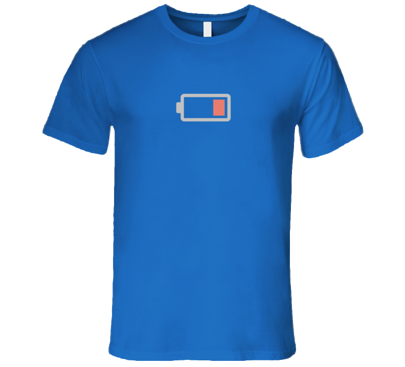Silicon Valley Battery Power T-Shirt