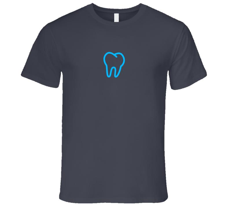 Bluetooth Wireless Small Connection Dark Technology T-Shirt