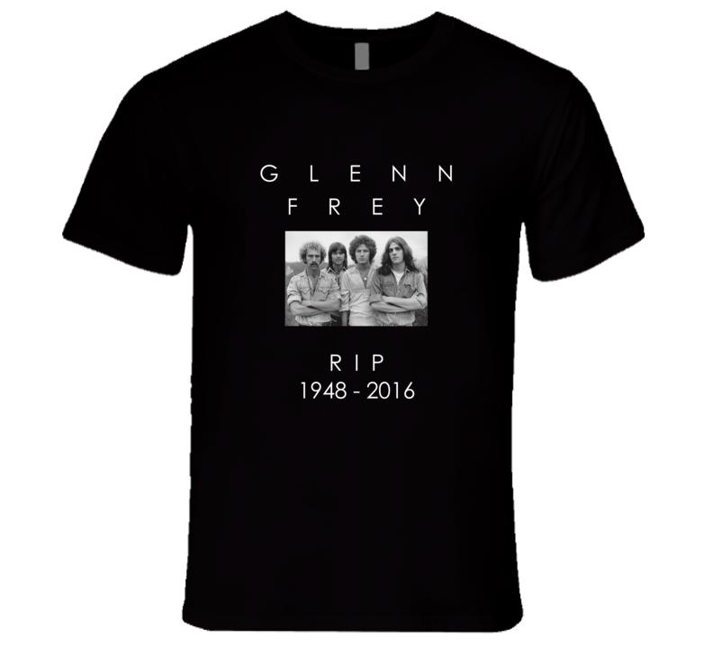 Glenn Frey RIP t-shirt Glenn Frey Eagles t shirt Glenn Frey t shirt