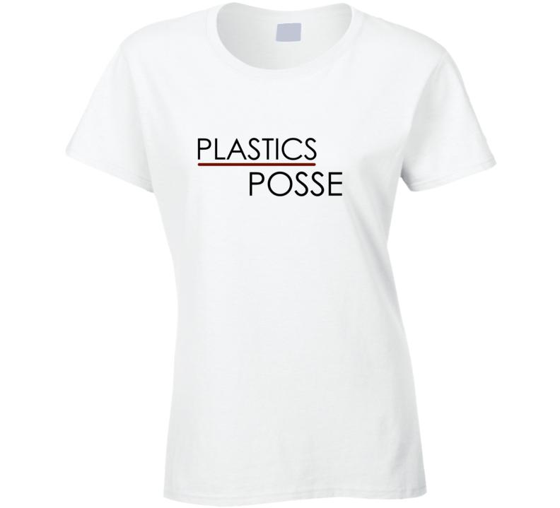 Grey\'s Anatomy Plastics Posse T-Shirt Mark Sloan Jackson Avery ...