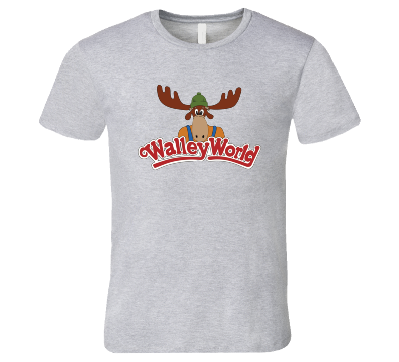 Walley World Vacation Movie T-Shirt Clark Griswold National Lampoon Vacation Graphic T Shirt