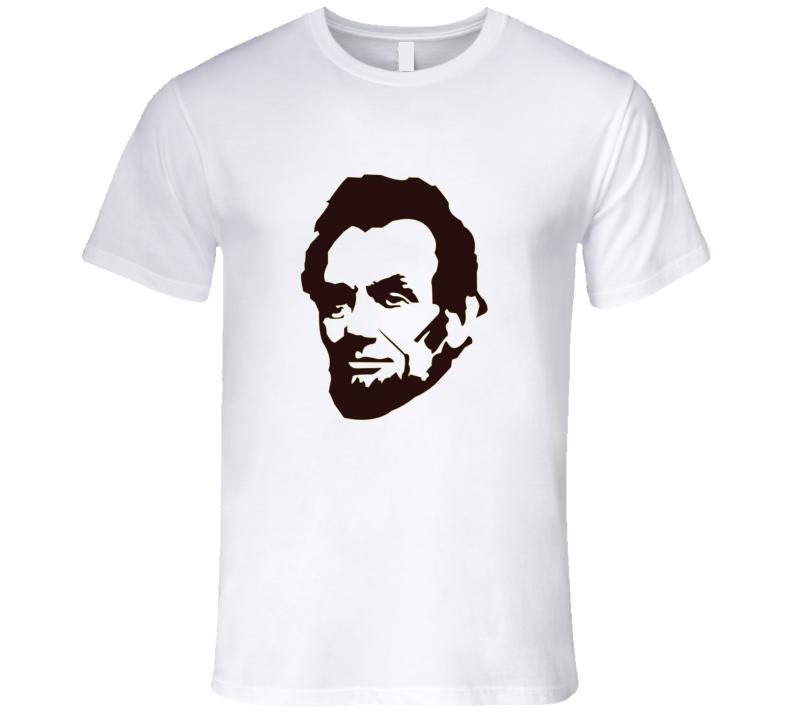 Abraham Lincoln United States President Vintage President T-Shirt