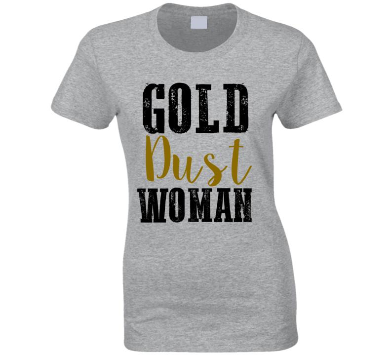 Stevie Nicks Gold Dust Woman Rumours Tribute Concert T-shirt