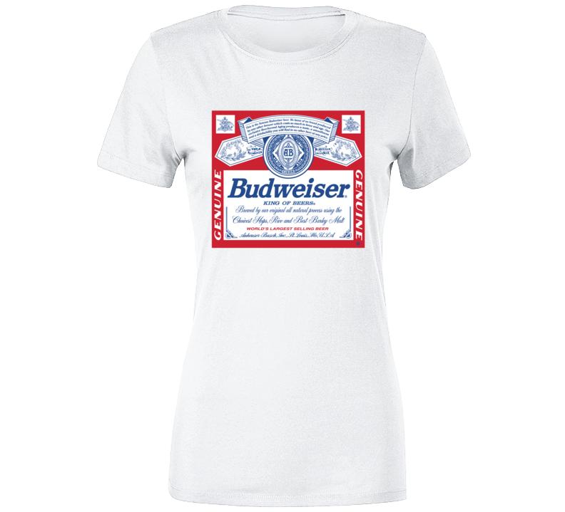 Budweiser Classic T-shirt