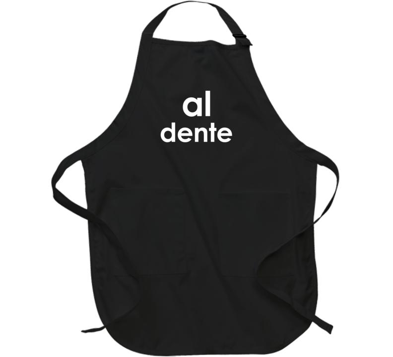 Al Dente Pasta Lover Chef Apron