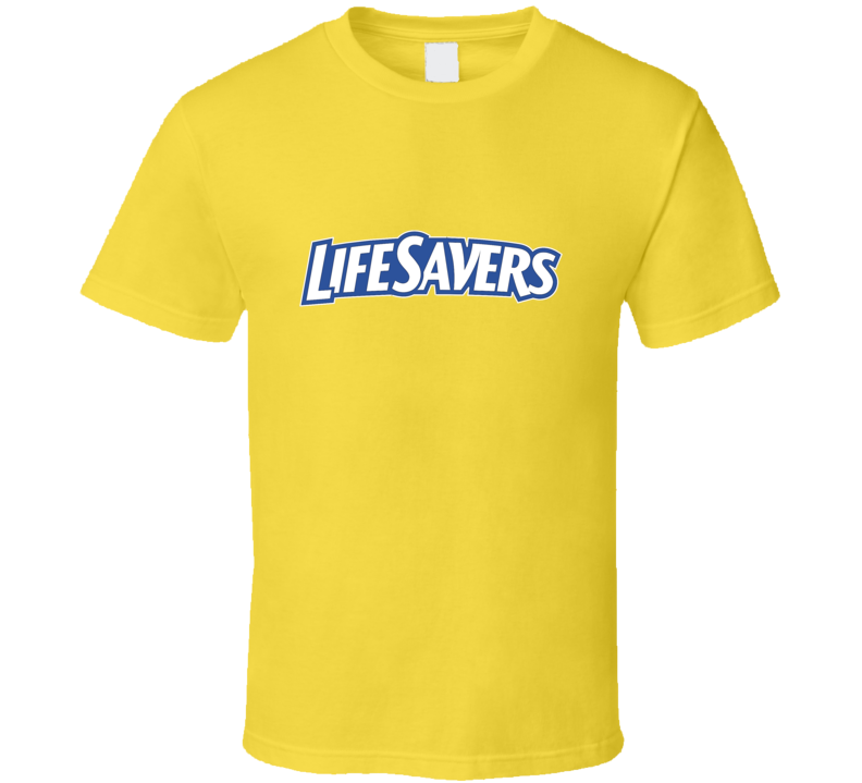 Lifesavers Candy Halloween Candy Party T-shirt